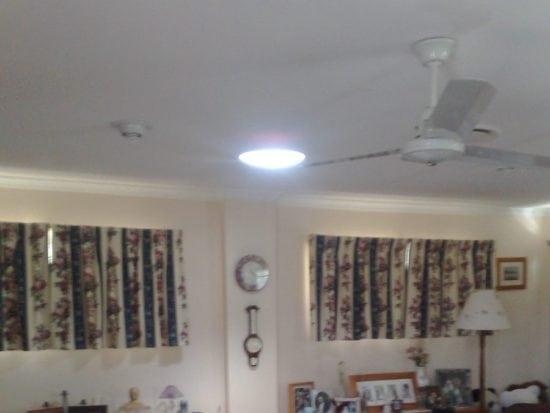 400 Round Lounge Room Skylight