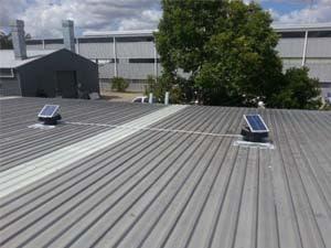 Industrial Ventilation Commercial Ventilation