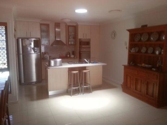 Kitchen Round Skylight