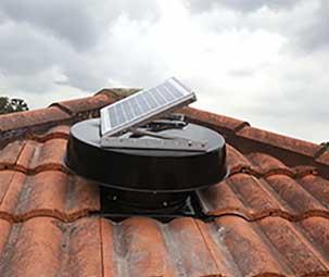 Solar Whiz Tile