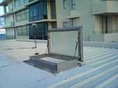 Stainless Steel Access Hatch