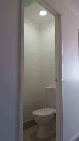 Toilet Solar Light Whiz