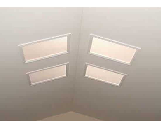 Custom Square Skylights