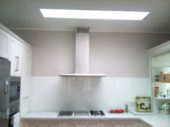 Large Kitchen Skylight