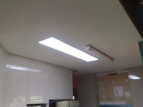 Large Rectangular Sunshine Skylight