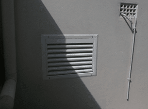 subfloor ventilation solar air collection systems