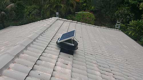 roof vent solar whiz 1