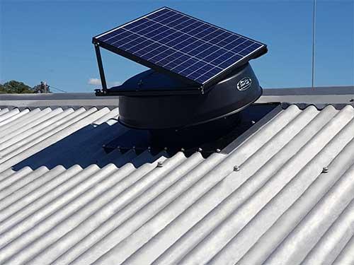 roof vent solar whiz